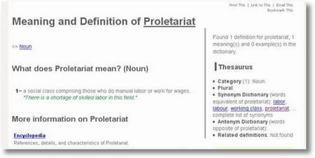 proletariat-online