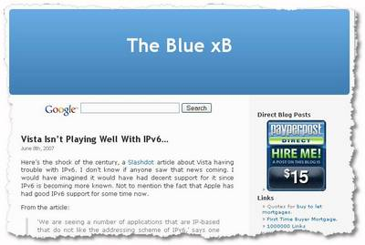 BlueXB