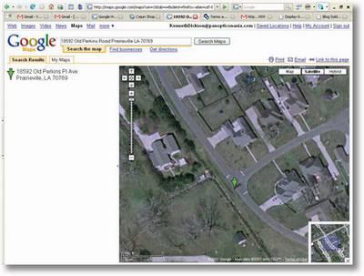 googlemap-cajun