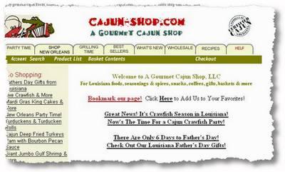 warning-cajun