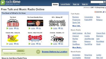 radiotime