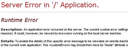 errors in cvu