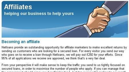 netloans affiliate