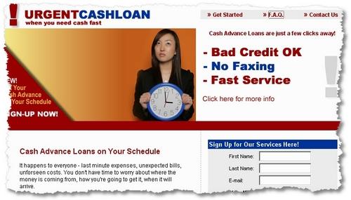 urgent cashloan