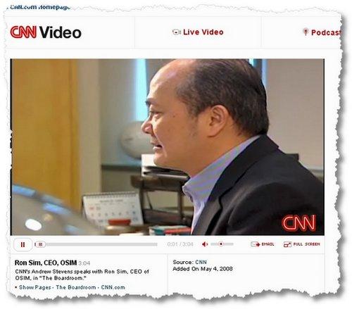 osim chairman video