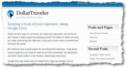 dollar traveler