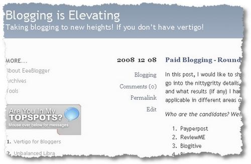 eeeblogger