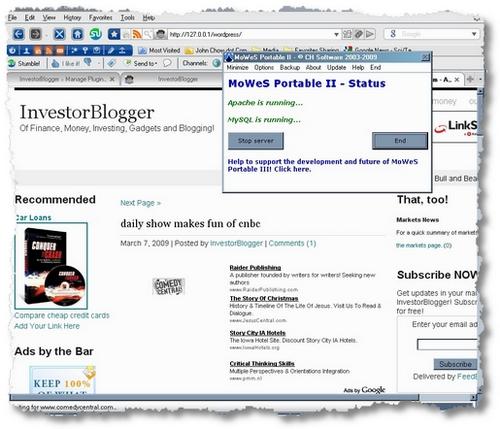 investorblogger - in a box